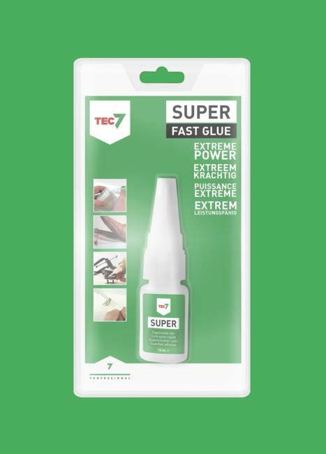 New Super7 10ml Blister Green Background