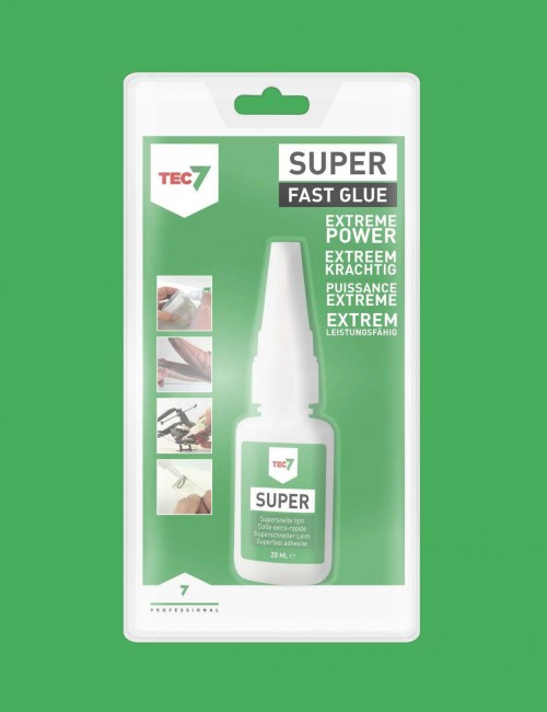New Super7 20ml Blister