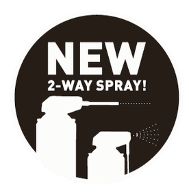 2 WAY SPRAY