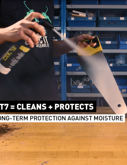 CLEANS & PROTECTS IMAGE