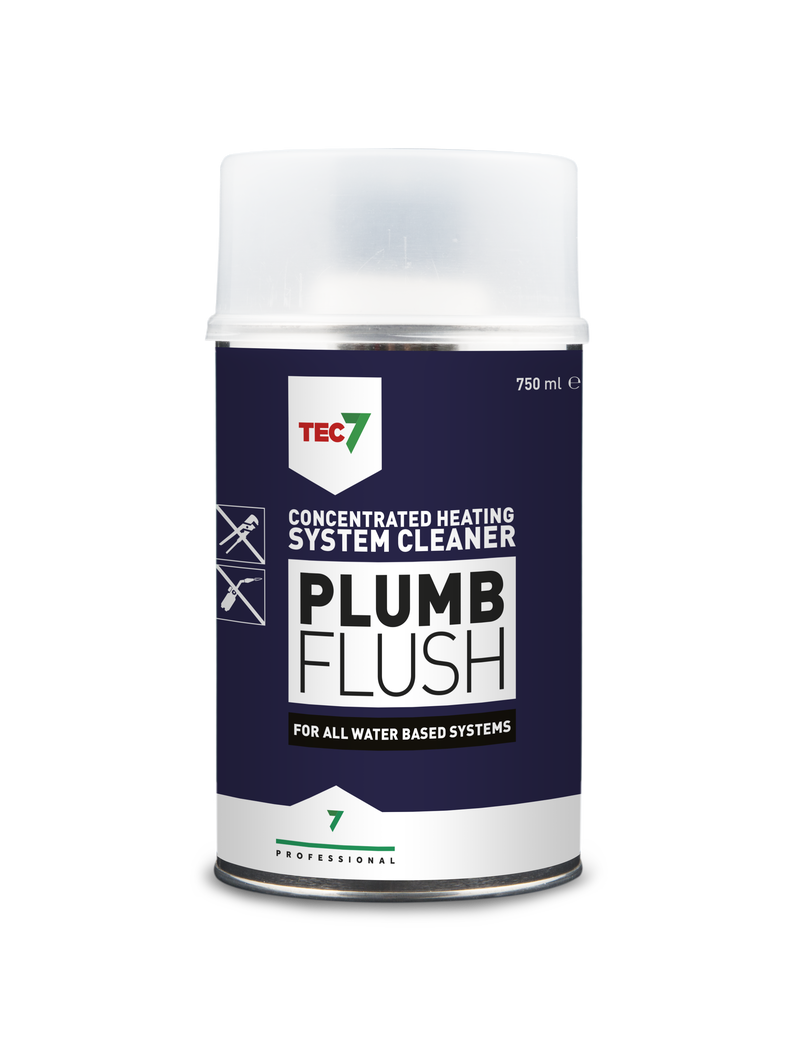 New Tec7 Plumbflush, Concentrated Heating System Cleaner